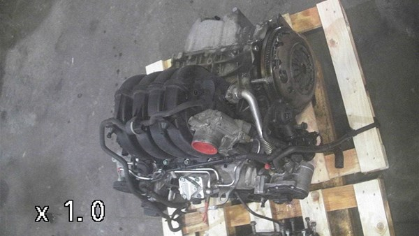 MOTOR, VW GOLF V 1K 04>, 1.6EDC4