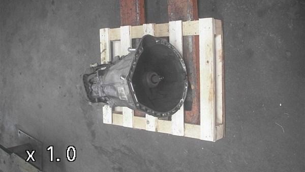 GEARKASSE 6 GEAR, MERCEDES SPRINTER W906 06>