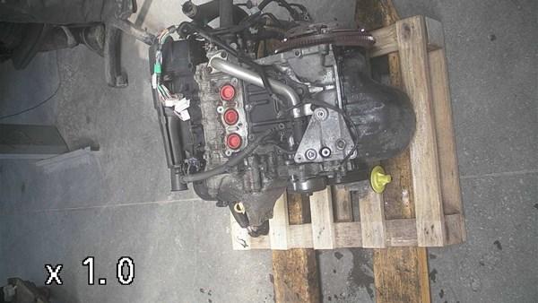 MOTOR, PEUGEOT 107 05>, 1.0EK