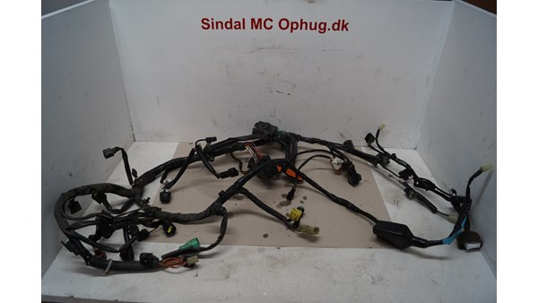 SUZUKI DL 650 V LEDNINGSNET