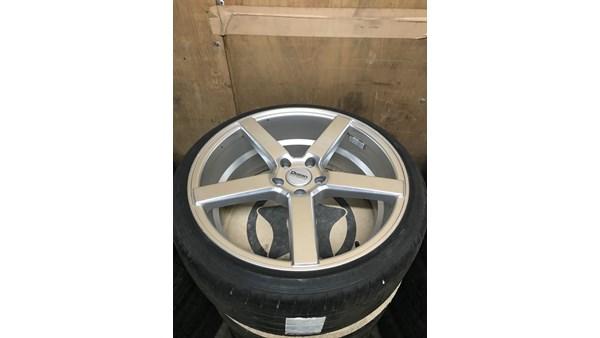 VW Touran Alufælge (2007) Sommerhjul