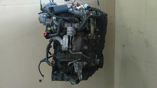 MOTOR, RENAULT SCENIC II 03-08, 1.9DCI