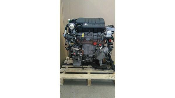 MOTOR, CITROEN C3 01-10, 1.6HDI4