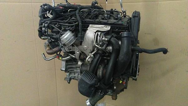 MOTOR, VOLVO V70 08>, 2.4TDI