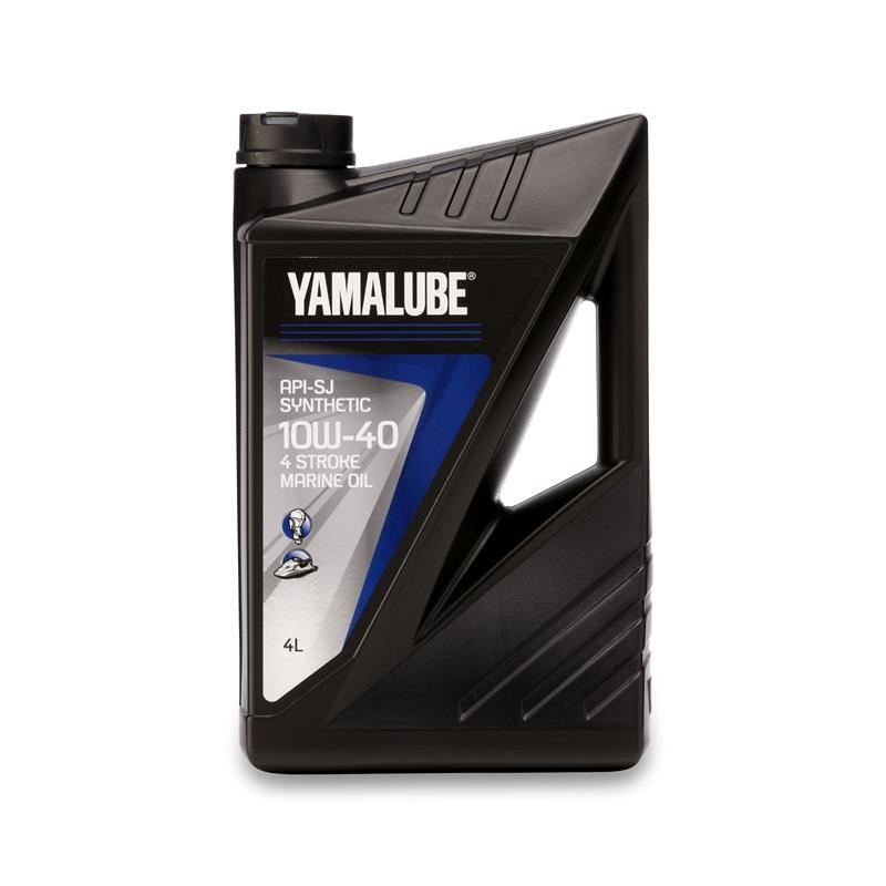 Yamalube 10W-40 API-SJ SYNTHETIC 4 stroke marine oil