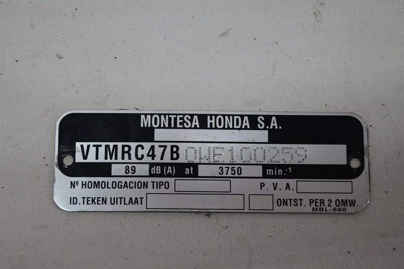 HONDA 650 DEAUVILLE HONDA NT 650 DEAUVILLE STØDDÆMPER BAG