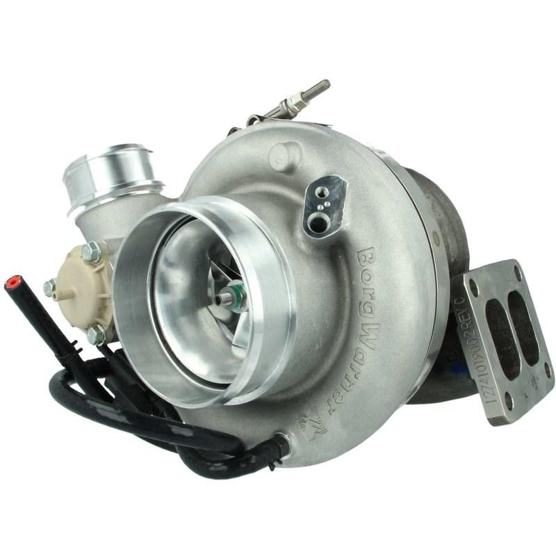 BorgWarner EFR-8374 Turbo - T4 TwinScroll ohne WG 1.05ar