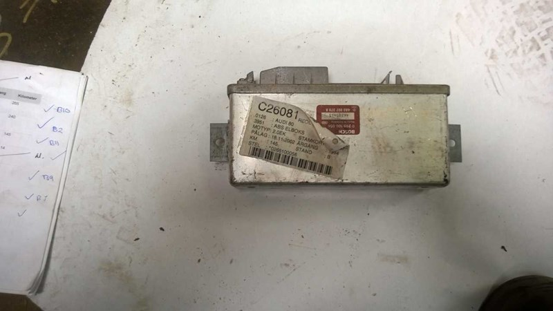 ABS ELBOKS, AUDI 80 8C 92-00