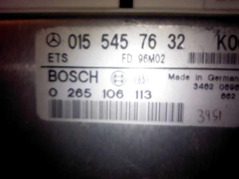 ABS ELBOKS, MERCEDES E  W210 96-01