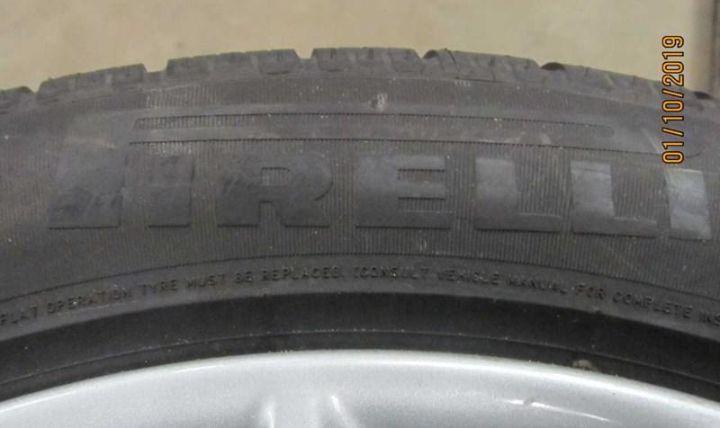 FÆLGE M/VINTER DÆK, BMW 5 F10/F11 10>