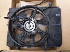 Hyundai Blæsermotor - Getz 1.6