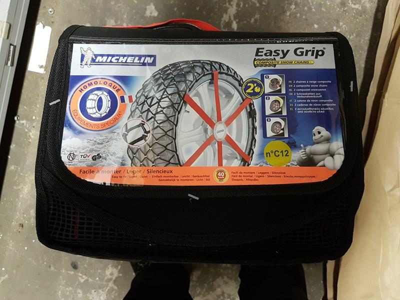 Michelin Eacy grip poser