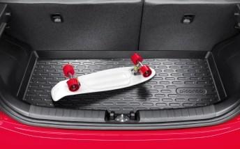 Kia Picanto 2017 - Bagagerumsbakke - Til biler MED aflægger rum under bagagerum